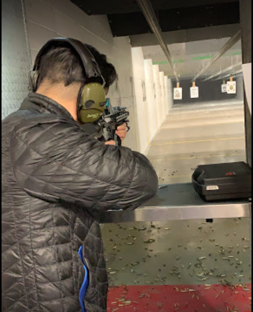 Rifle Gun Range
