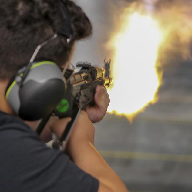 Gun Range Long Shot