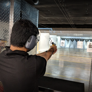 Shooting ranges in NY