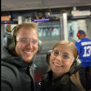 Long Shot Shooting Range