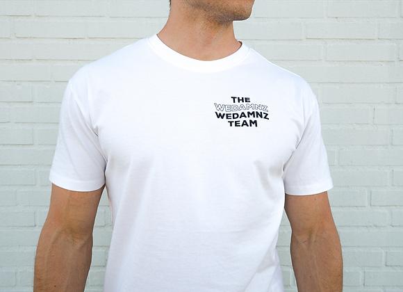 THE WEDAMNZ TEAM - OVERSIZED T-SHIRT