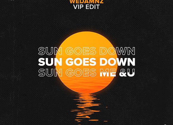 Sun Goes Down (WeDamnz VIP Edit) [SAMPLE PACK]