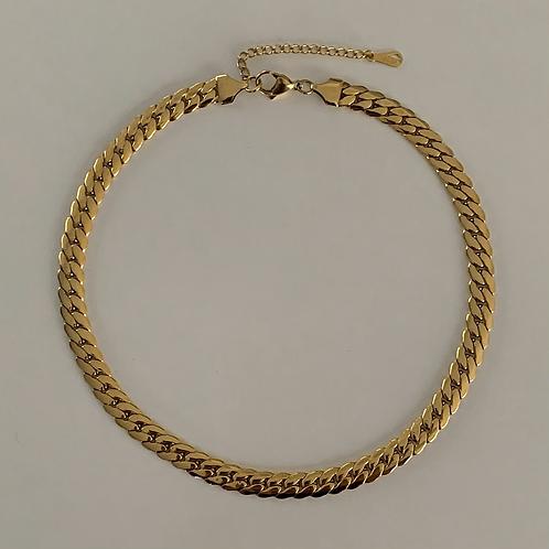 Flat link chain (big)