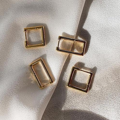Square Shape Earrings