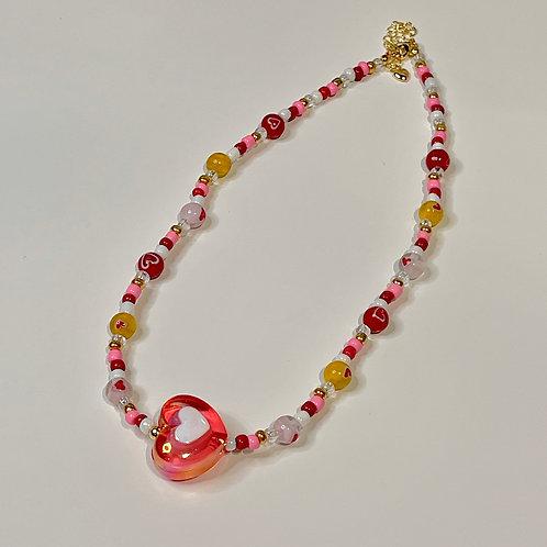 Jumbo Heart Bead