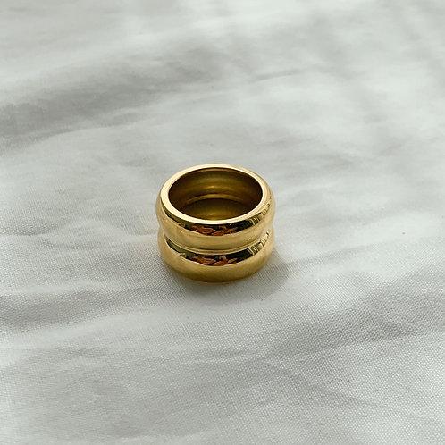 O-chunky Rings