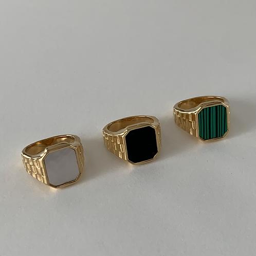 Signet Belt Ring