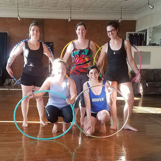 From hoop class last night!! #hooping #p