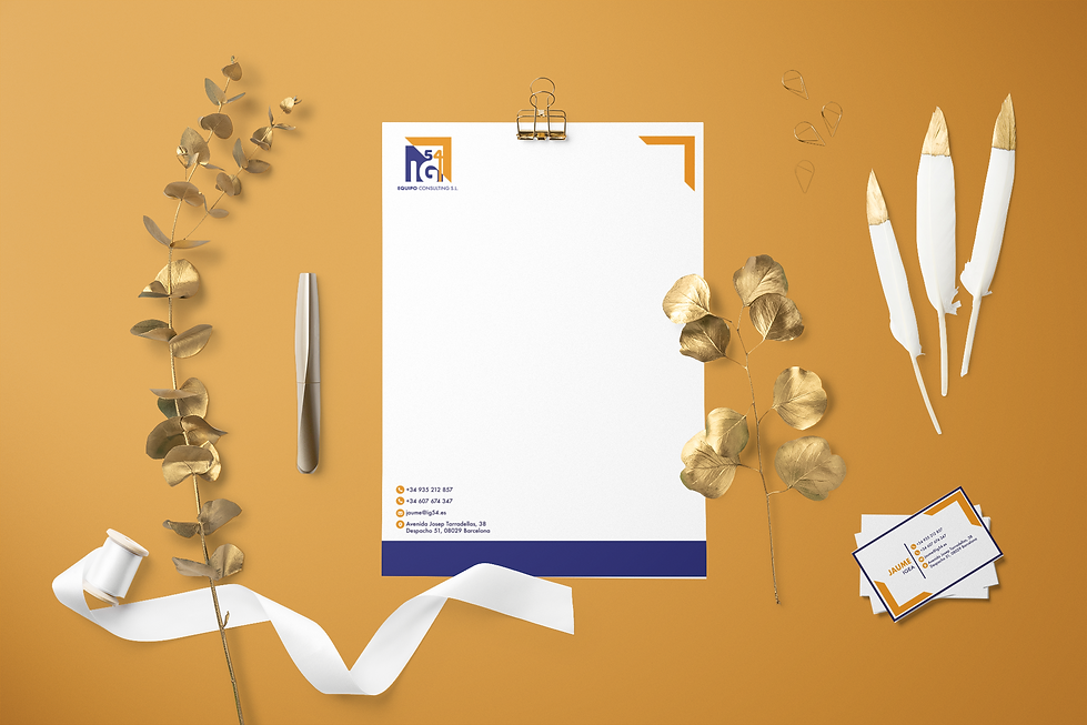 letterhead-mockup-featuring-golden-ornam