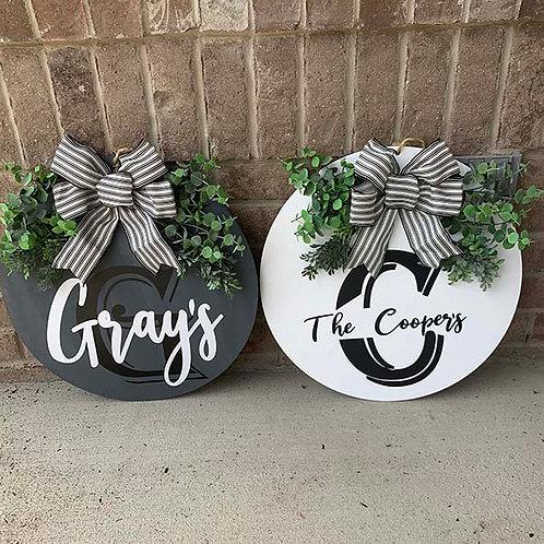 "18"" Wreaths"