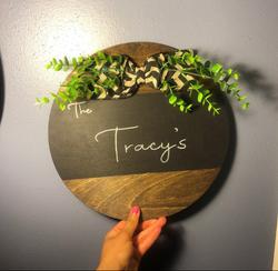 Custom 12 inch Wreath