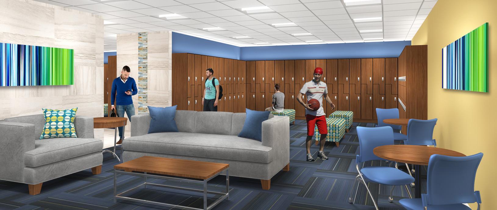 11-Rendering - Mens locker room lounge.j