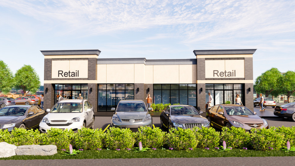 East Hanover Retail Concept