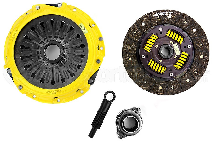 Evo X ACT Heavy duty clutch kit