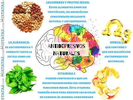 ANTIDEPRESIVOS NATURALES