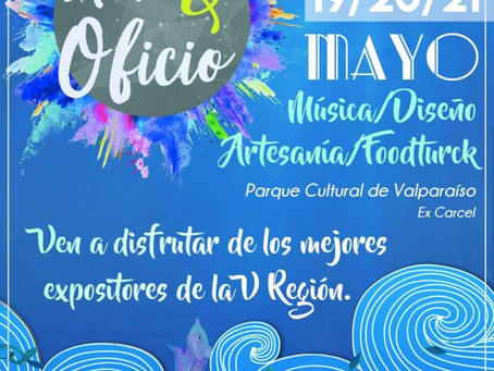 19/20/21 DE MAYO - FERIA ARTE Y OFICIO
