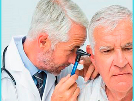 Dificultad auditiva en la tercera edad, una problemática cada vez más frecuente