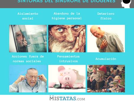 SÍNTOMAS DEL MAL DE DIÓGENES