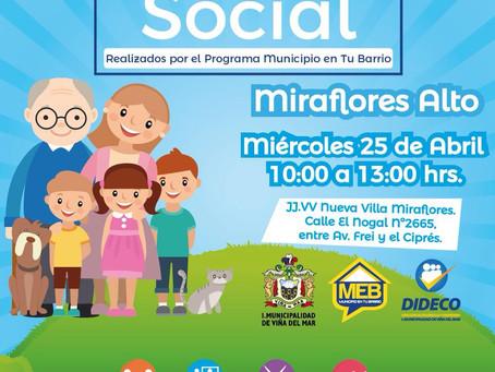 OPERATIVO SOCIAL VIÑA DEL MAR