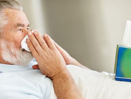 Salud: Adulto mayor: ¿Cuándo un resfrío se vuelve grave?