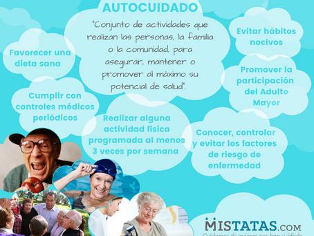 AUTOCUIDADO - ADULTOS MAYORES