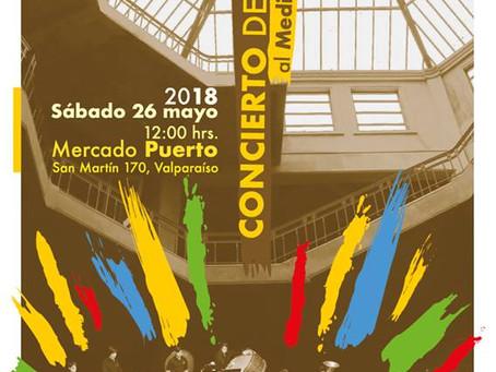 26 DE MAYO - CONCIERTO DE OTOÑO