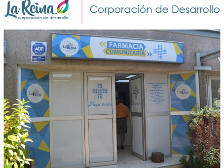FARMACIA COMUNITARIA COMUNA ''LA REINA''