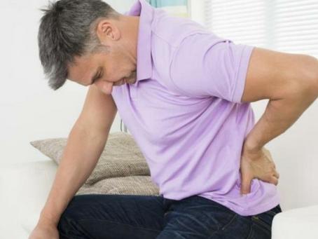 Salud: La lumbalgia en los adultos mayores
