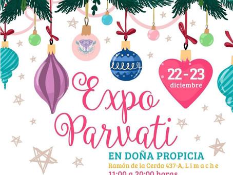 22 Y 23 DE DICIEMBRE - Expo Parvati Navideña