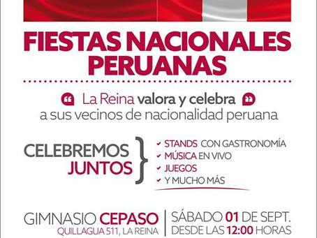1 DE DE SEPTIEMBRE - FIESTAS NACIONALES PERUANAS