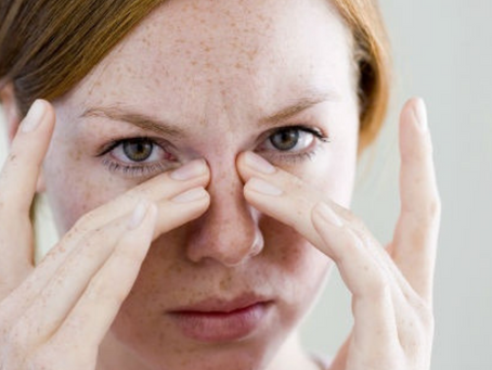 Salud: Alimentación y parálisis facial en las personas mayores.