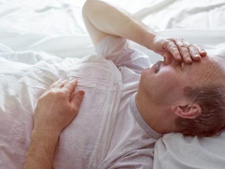 Salud: El reflujo gastroesofágico en las personas mayores.