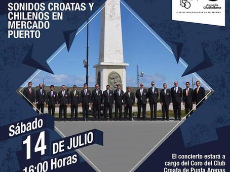 SÁBADO 14 DE JULIO - CONCIERTO CORAL