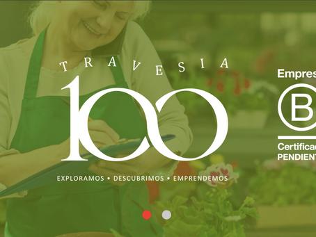 ¿Qué es Travesia100?