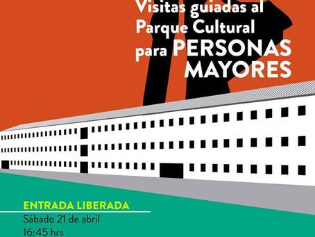 VISITAS GUIADAS AL PARQUE CULTURAL PARA PERSONAS MAYORES
