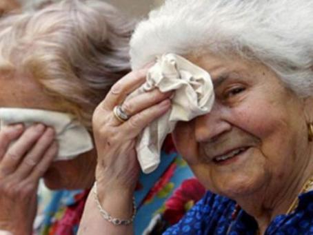El calor y sus efectos en las personas mayores, ¿Cómo prevenirlos?