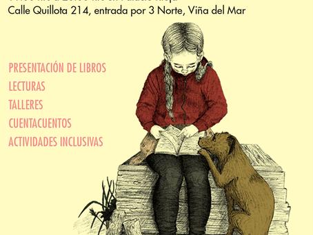 1 Y 2 DE SEPTIEMBRE - 1 FERIA DEL LIBRO INDEPENDIENTE ''PATRIMONIO Y MEMORIA''