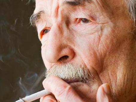 Artículo: Tabaquismo en adultos mayores.