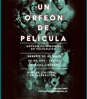 05 DE MAYO- UN ORFEÓN DE PELÍCULA