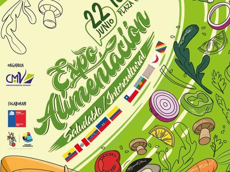 22 DE JUNIO - EXPO ALIMENTACIÓN
