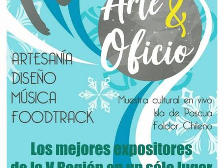 18 Y 19 DE AGOSTO - FERIA ARTE Y OFICIO