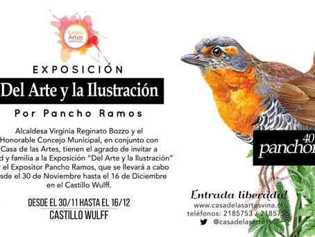 """Exposición """"Del Arte y la Ilustración"""""""