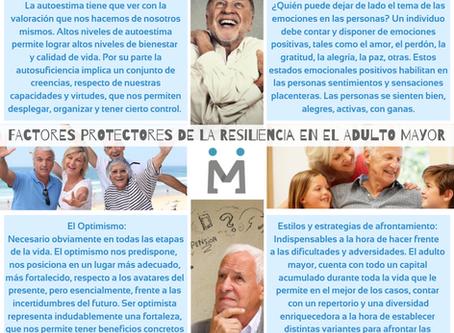FACTORES PROTECTORES DE LA RESILIENCIA EN EL ADULTO MAYOR