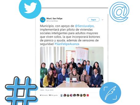 Noticia: SERVIU y Tatas.com implementan más casas inteligentes en San Felipe.