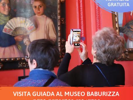 Invitación: Visita guiada al Museo Baburizza + Exposición del fotógrafo Luis Poirot.