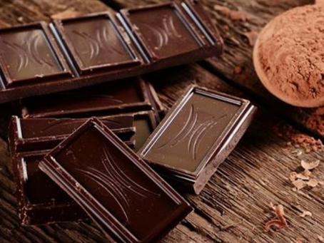 7 deliciosos beneficios del chocolate amargo.