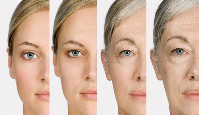 Cambios corporales relacionados con el envejecimiento