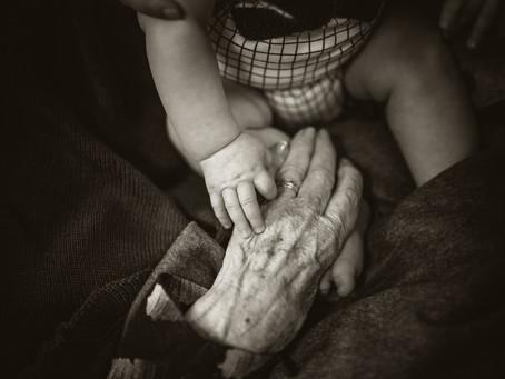 Adulto mayor: Manchas en la piel