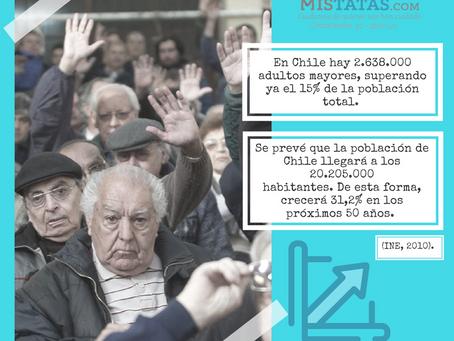 Adultos Mayores en Chile; transformaciones demográficas.