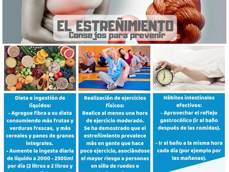 Salud: Estreñimiento en adultos mayores